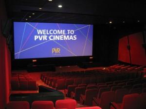 PVR Cinemas, at Phoenix Market City